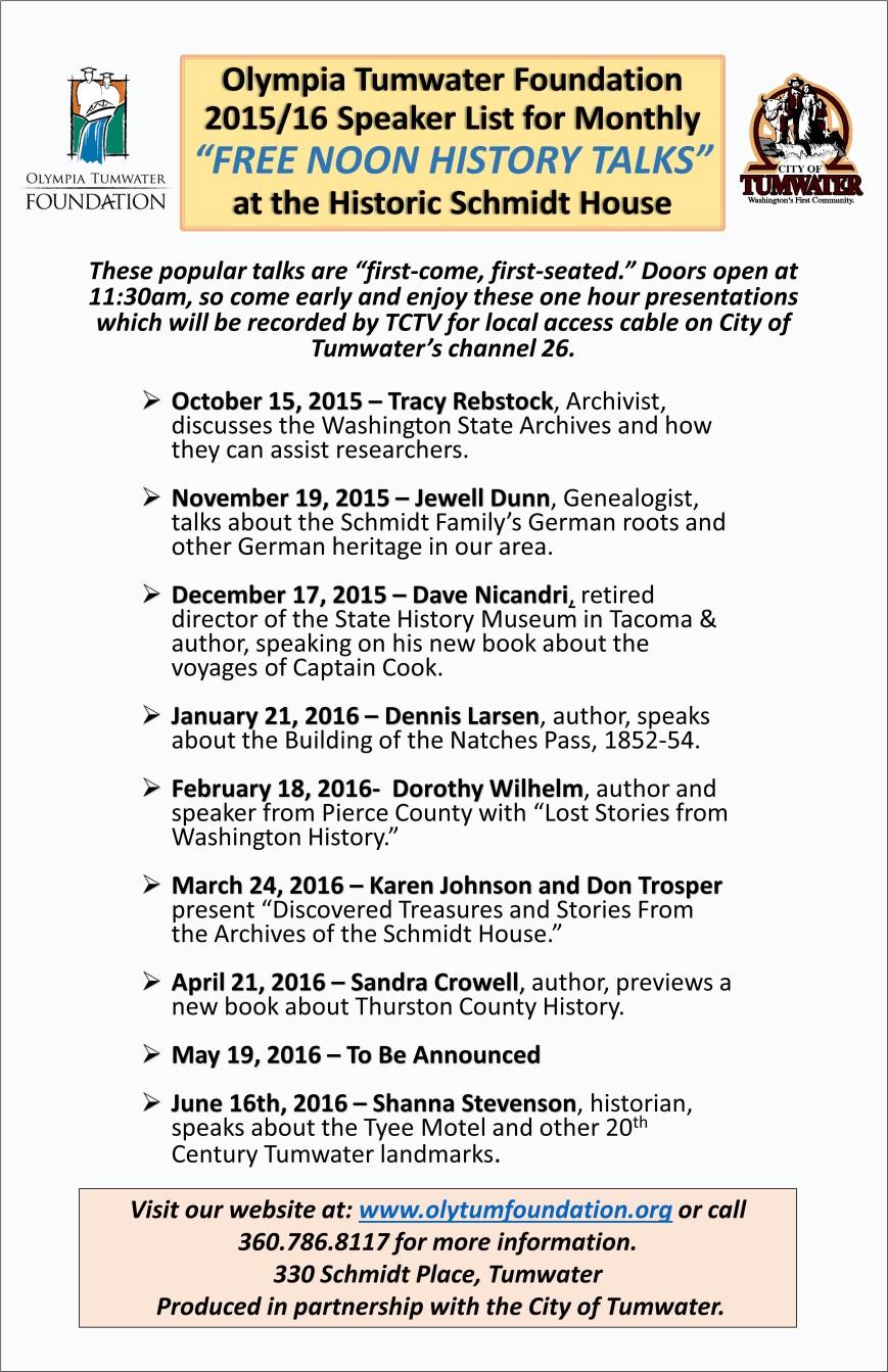 2016 History Talk Poster 2