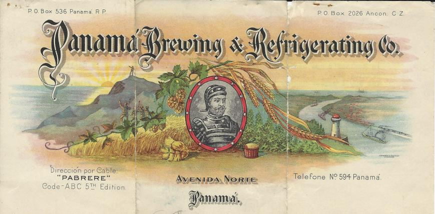 Panama brewery